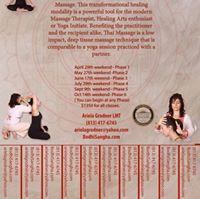 Bodhi Sangha- 108 Hour Thai Massage Certification