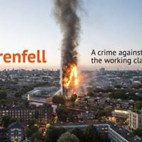Grenfell FireSocial Mder A crime against the working class