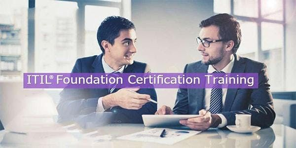 ITIL Foundation Certification Training in Charlottetown PEI