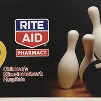 14th Annual Rite Aid CMN Bowl-A-Thon