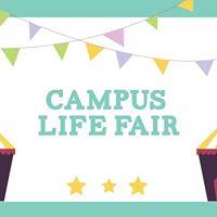Campus Life Fair