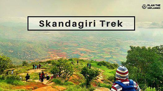 Night Trek To Skandagiri  Plan The Unplanned