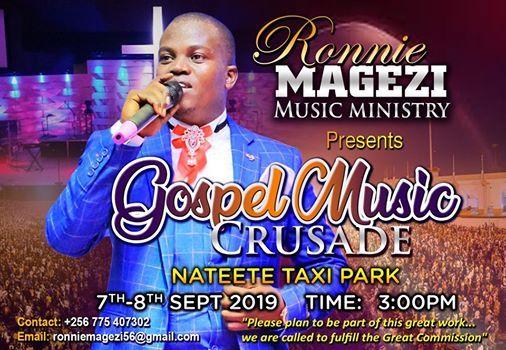 Gospel Music Crusade at Nateete Taxi Park, Kampala