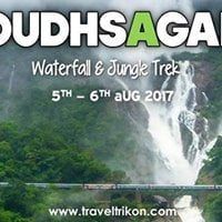 Trikon 341 Dudhsagar Waterfall &amp Jungle Trek Batch 1