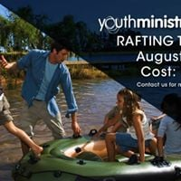 Youth Ministries Rafting Trip
