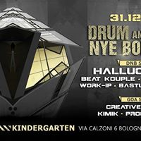 A Different New Years - DnB &amp Psy