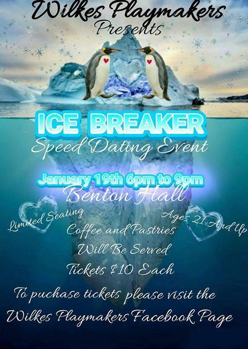 ice breakers for speed dating