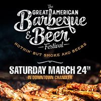 The Great American BBQ &amp Beer Festival 2018