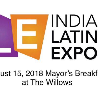 2018 Indiana Latino Expo Mayors Breakfast