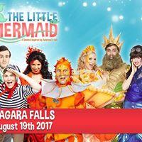 The Little Mermaid will be in Niagara Falls