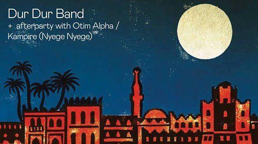 Same Same Night III Dur Dur Band  Otim Alpha  free party