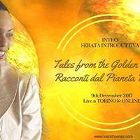 Tales from the Golden Planet - Racconti dal Pianeta Dorato