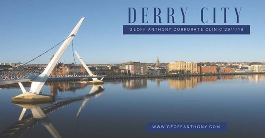 Geoff Anthony Corporate Clinic - Derry