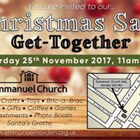 Christmas Sale Get-Together