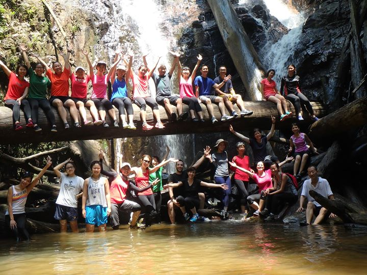 Y Adventures Pelepah Falls (21 APR 2018)