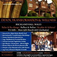 Mantra Therapy Detox &amp Transformation Wellness Retreat