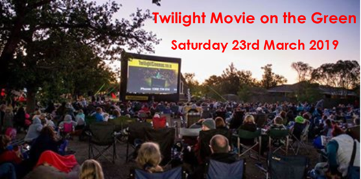 Sunbury Twilight Movie on the Green
