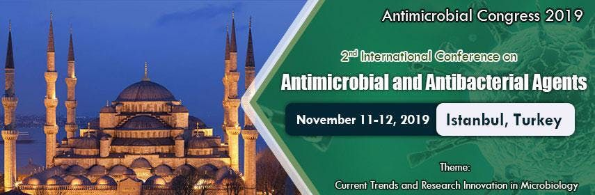 2nd International Conference on Antimicrobial and Antibacterial Agents