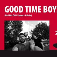 Good Time Boys RHCP Tribute &amp Grunge Electric  GMK