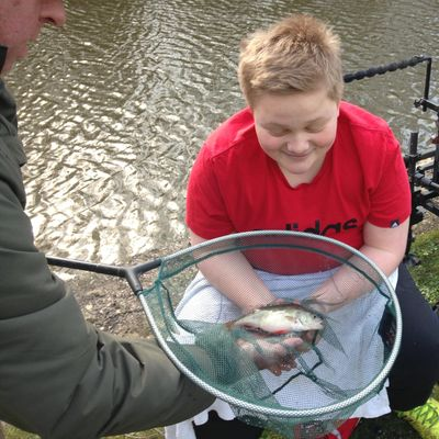 Free Lets Fish - Middleport - Trent & Mersey Canal - Learn to Fish Sessions