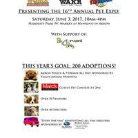 16th Annual Akron Pet Expo at Hardesty Park - Akron