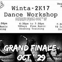 Winta Workshop - 2k17