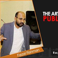 The art of Public Speaking (2 Days workshop)