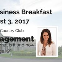 Chamber Business Breakfast - August 3 2017