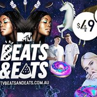 MTV Beats and Eats Festival 2017