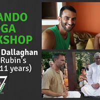 Orlando Yoga Workshop with Paul Dallaghan (Steve Rubin)