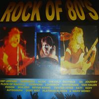 ROCK of 80s DEBUT at the Thorold Legion