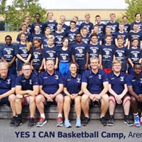 Yes I Can Basketball Camp i Arendal 2017