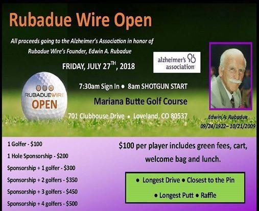 Rubadue Wire | Rubadue Wire Open At Mariana Butte Golf Course Loveland