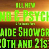 Body Mind &amp Psychic Expo