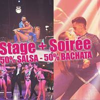 Soire  Stages Salsa &amp Bachata