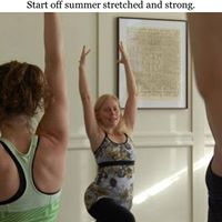 Free Vinyasa Class with Gail Cannon