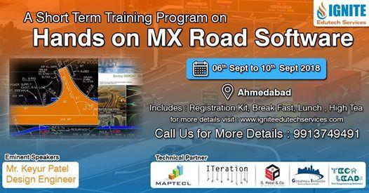 Training Program MX Road Software