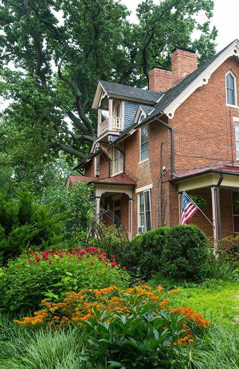 Virginia Historic Garden Week 2016 At Falls Church Va