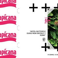 TRAPicana Explicit by Touch The Wood  Hotel Butterfly