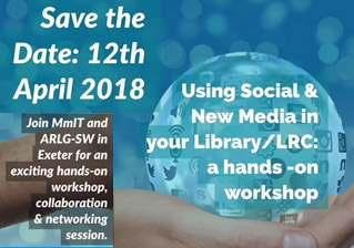 Using Social & New Media in your LibraryLRC a hands-on workshop