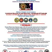 4th Annual Loudoun Salute to our Military Veterans &amp Families