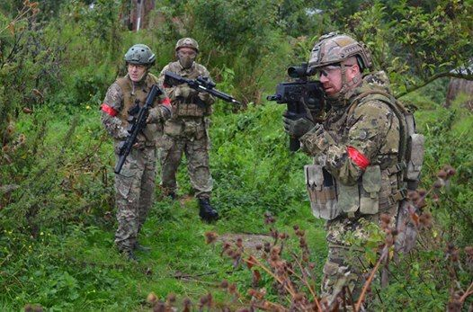 Black Ops Airsoft walk- on - Portishead