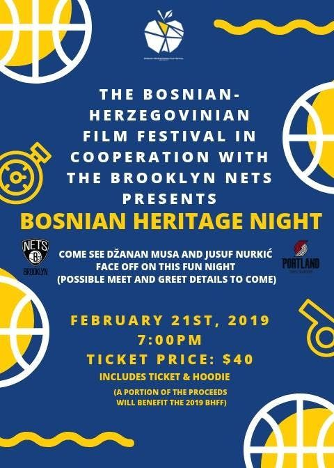 Bosnian Heritage Night