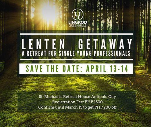 Lenten Getaway