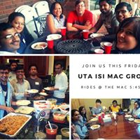 31618 UTA ISI MAC Group at the Parrotts Home