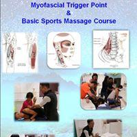 Myofascial Trigger Point Basic Sports Massage Course Module 1-4
