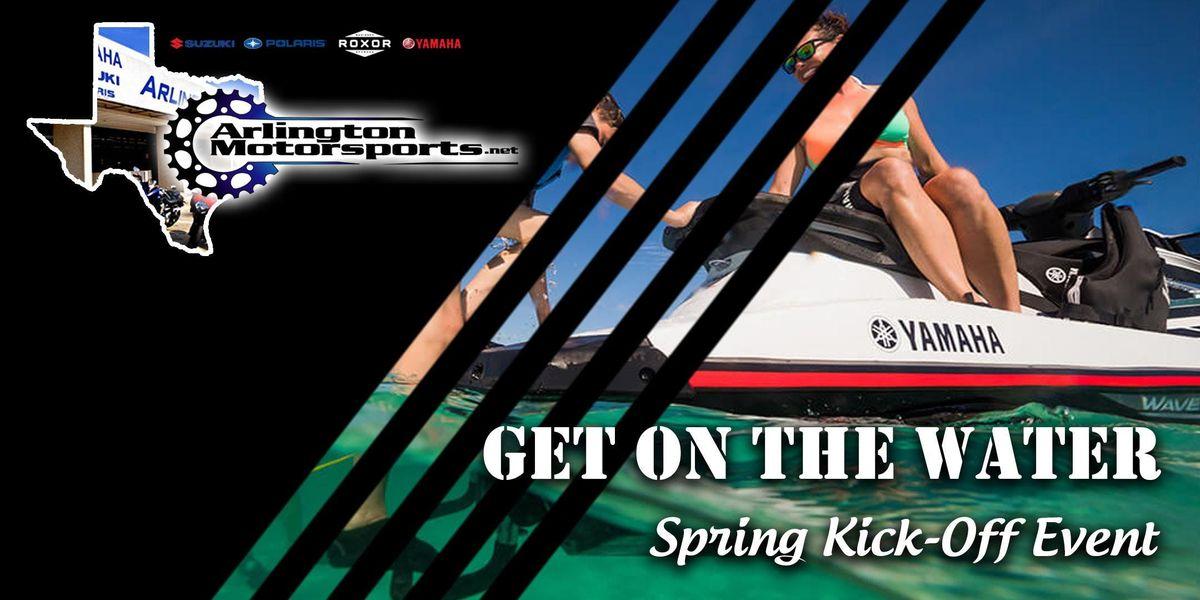 Arlington Motorsports Spring Kick-Off Event