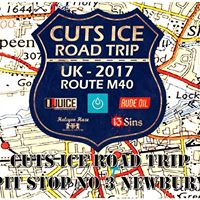 Cuts Ice Road Trip-Pit stop 3 Go Vapour Saturday 29th of April