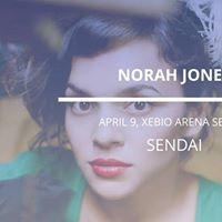 Norah Jones in Sendai