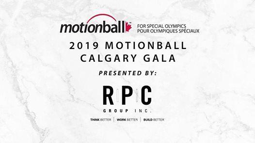 2019 motionball Calgary Gala presented by RPC Group